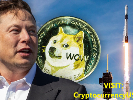 SpaceX sends Dogecoin-funded satellites