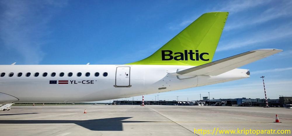 Air Baltic havayolu şirketi, ödemeleri Dogecoin ve Ether ile yapılabilecek