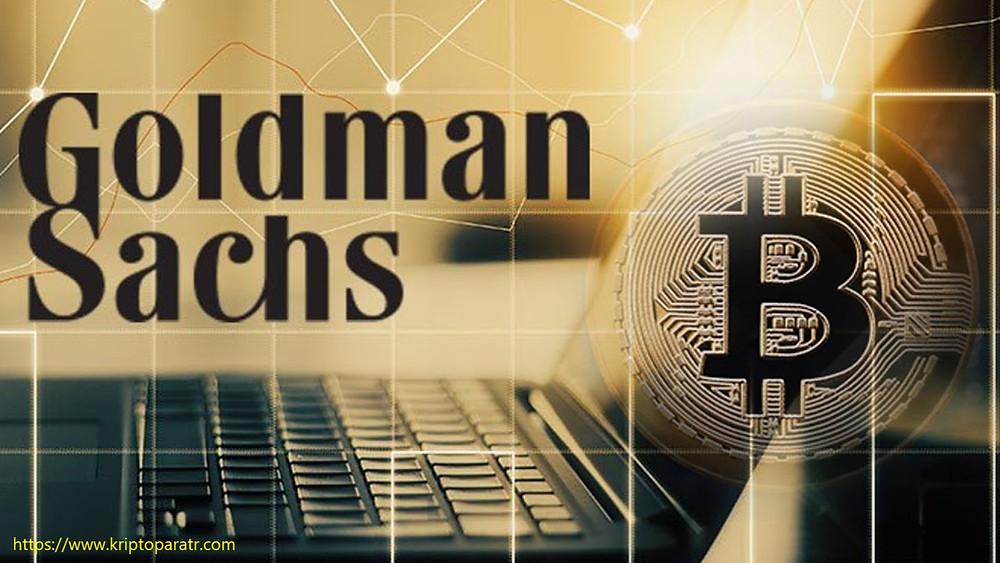 Goldman Sachs, kripto para birimlerini bir varlık sınıfı olarak yeniden değerlendiriyor