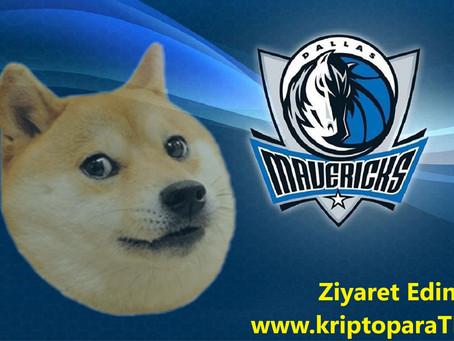 Dallas Mavericks hayranları Dogecoin kullanarak 122.000 dolarlık ürün satın aldı