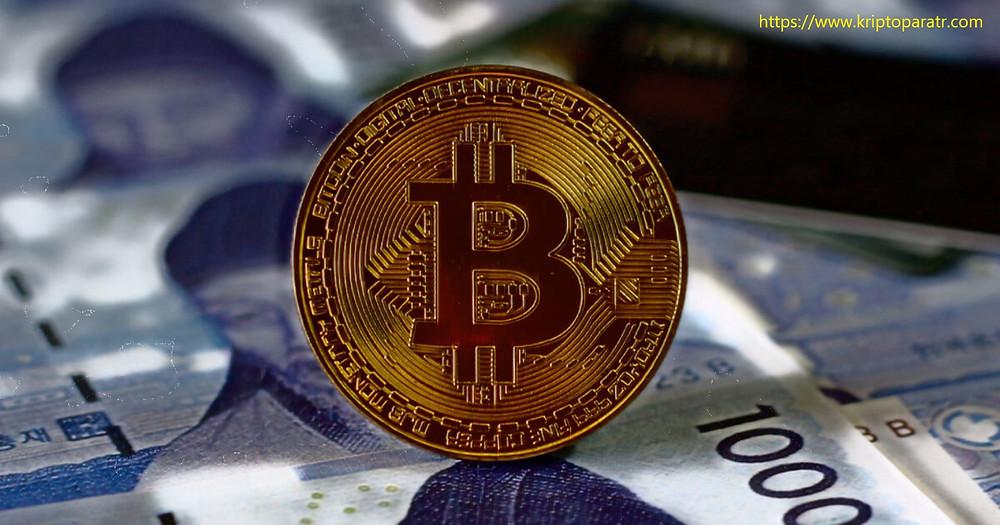Güney Kore'de 22 milyon dolarlık kripto para birimi ele geçirildi