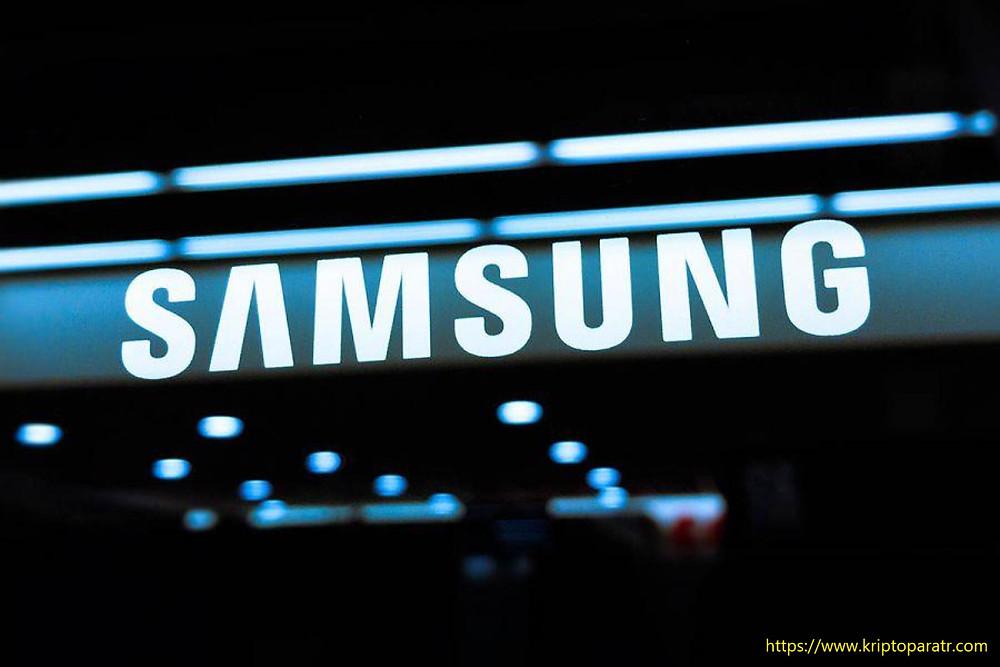 Samsung, kripto endüstrisini desteklemek için başka bir hamle yaptı