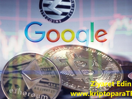 Google kripto para yasağını kaldırdı