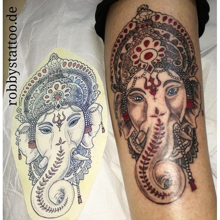 Robbys Tattoo Studio, Ganseha,  robbysta