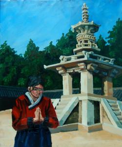Pagoda Prayer