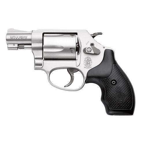 Smith & Wesson, 637, J-Frame Revolver, 38 Special, 1.875, AluminumAlloy Frame, M