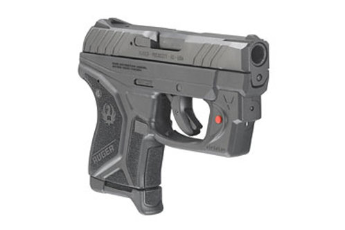 RUGER LCPII WITH GREEN LASER