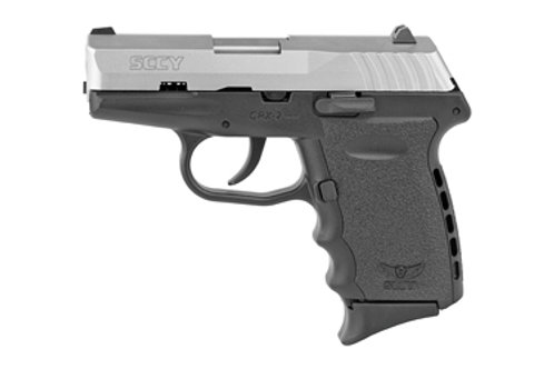 SCCY, CPX-2, Double Action Only, Compact, 9MM