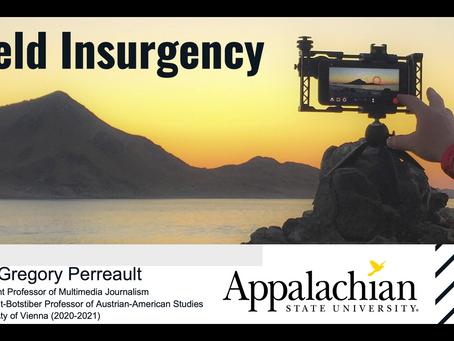 Field Insurgency and the Fulbright Virtual Seminar