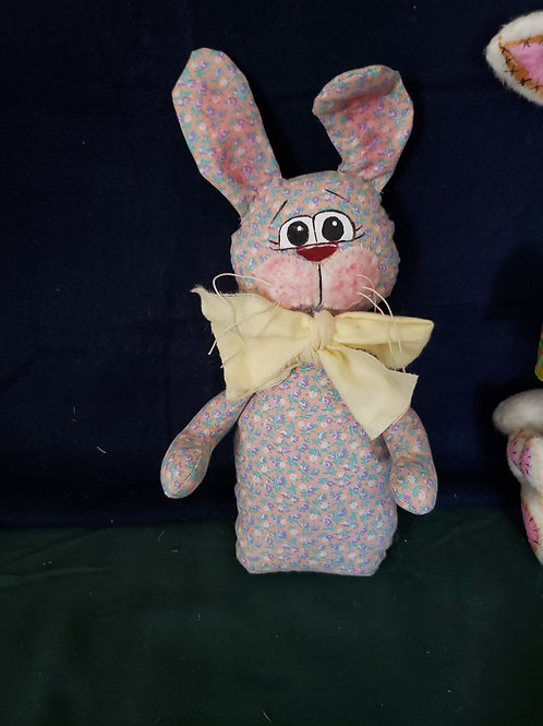 Floral Bunny doll