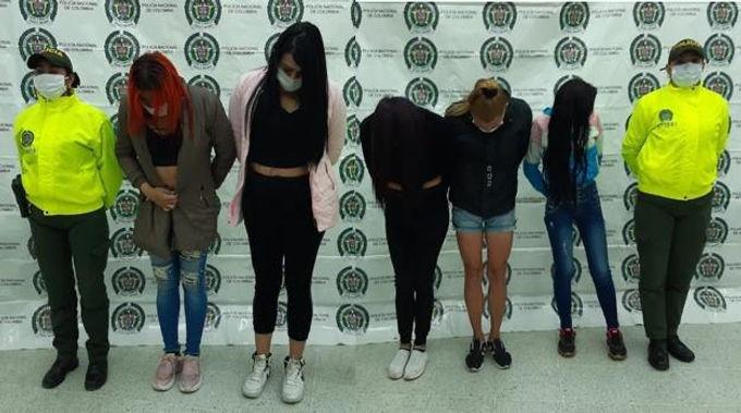 A la cárcel integrantes de la comunidad Lgtbi por hurto y comercialización de estupefacientes en Duitama