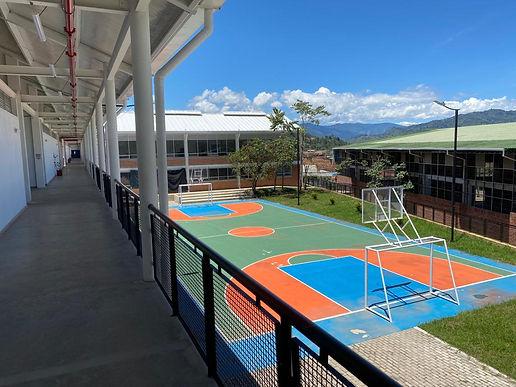 I.E San Luis de Garagoa estrena instalaciones