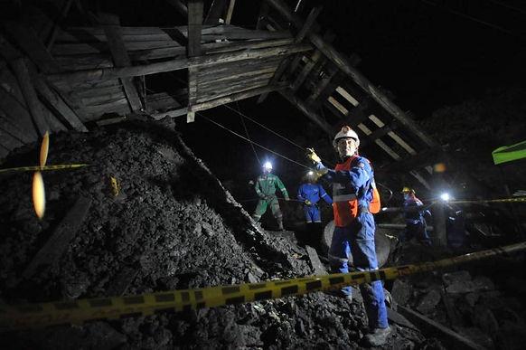 En Socotá hay más diálogo que búsqueda y el dolor aumenta por no tener razón del joven minero