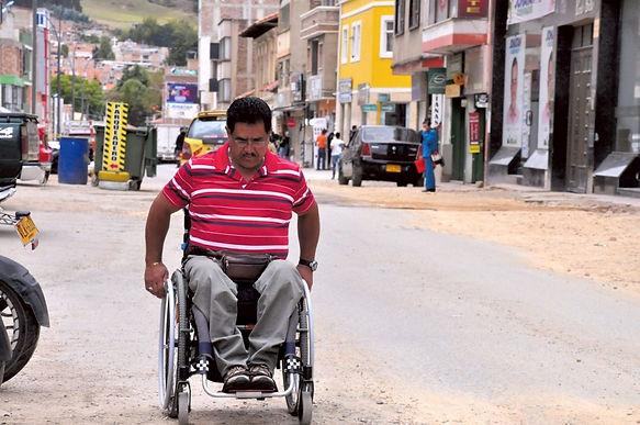 Duitama y su compromiso con la discapacidad