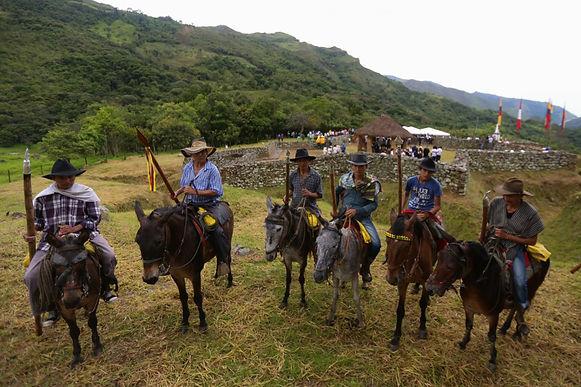 Alcaldía de Chiscas se comprometió 'con alma, vida y sombrero' con los campesinos