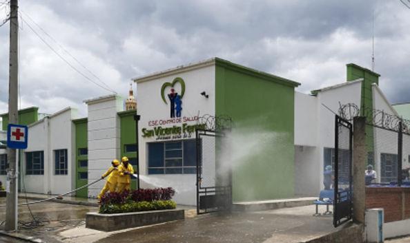 Saboyá adquirió equipos biomédicos para la ESE San Vicente Ferrer