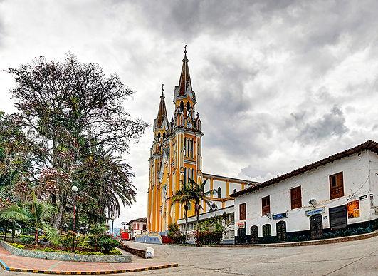 Día sin carro en Garagoa