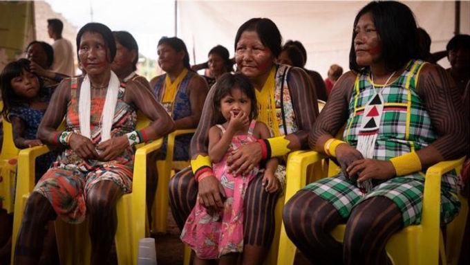 En promedio en los pueblos indígenas se registran 159 casos de COVID al día