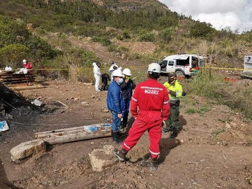Un llamado más a la seguridad y la vida en las minas boyacenses