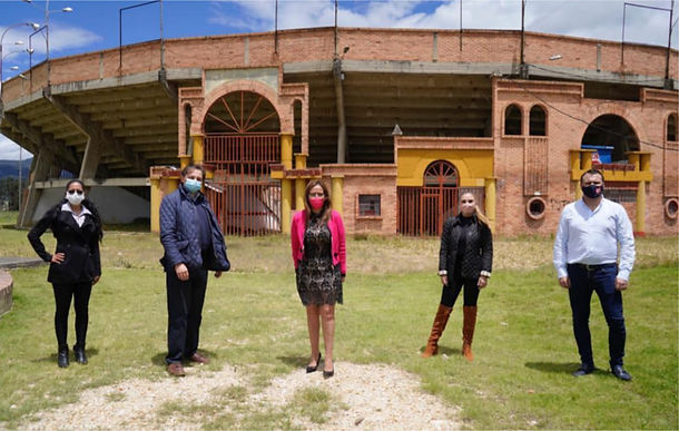 Plaza de Toros de Duitama podría convertirse en un escenario cultural