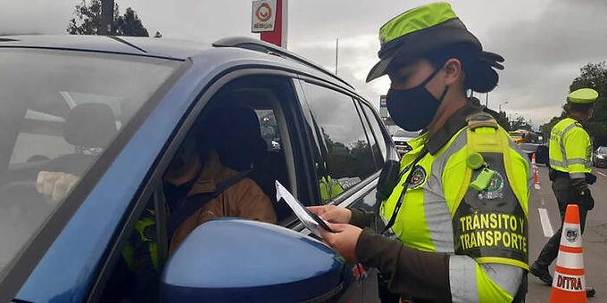 Seguimiento a las investigaciones contra el transporte ilegal en Colombia