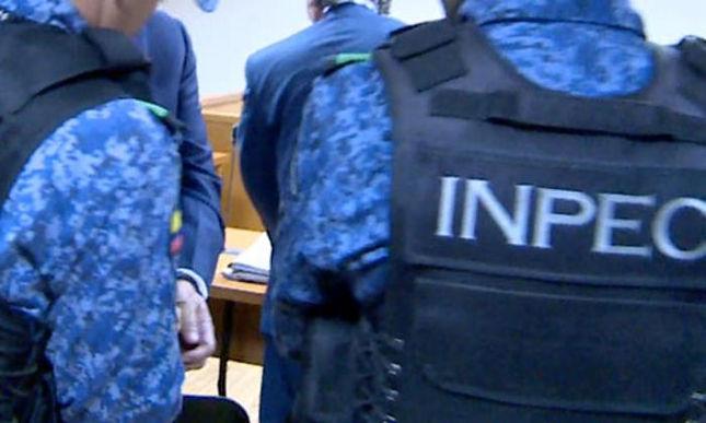 Demanda de empleados del Inpec por la prima de seguridad