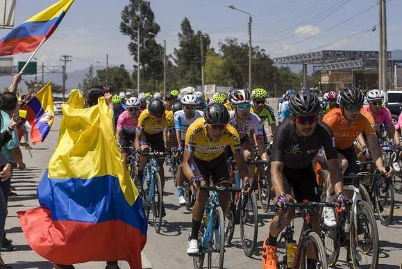 Hasta nueva orden fue aplazada una competencia ciclística