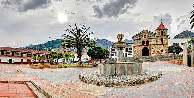 Tribunal de Boyacá se concentró en un inmueble ubicado en Chiscas