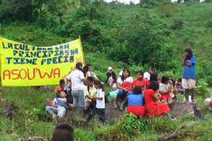 Infraestructura para comunidades indígenas de Boyacá, Santander y Norte de Santander
