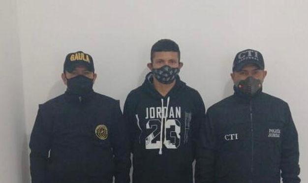 CTI capturó a un hombre para que cumpla una condena a más de 12 años por homicidio