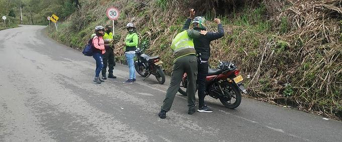 72 mil vehículos se movilizaron por Boyacá el fin de semana