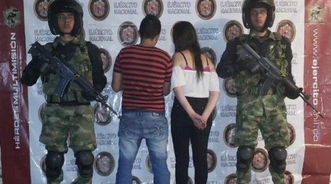 CTI captura una pareja de esposos para que cumplan una sentencia por estafa a una campesina de Boyacá