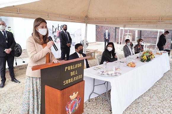 Conclusiones de la visita de la vicepresidente a Boyacá