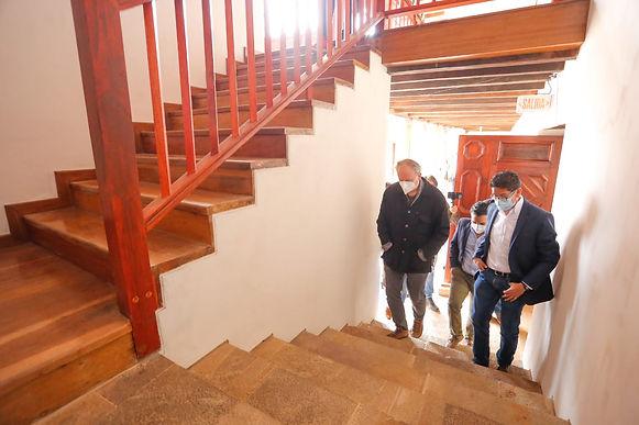 A la nueva Casa Eduardo Santos le falta la presencia del Ministro de Cultura