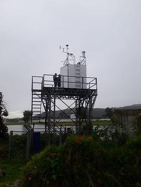 La Car Cundinamarca monitorea la calidad del aire en la jurisdicción