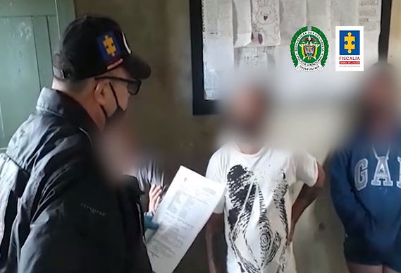 121 presuntos agresores sexuales de menores fueron capturados