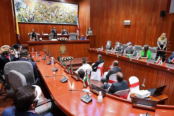 Terminaron las sesiones en la Asamblea