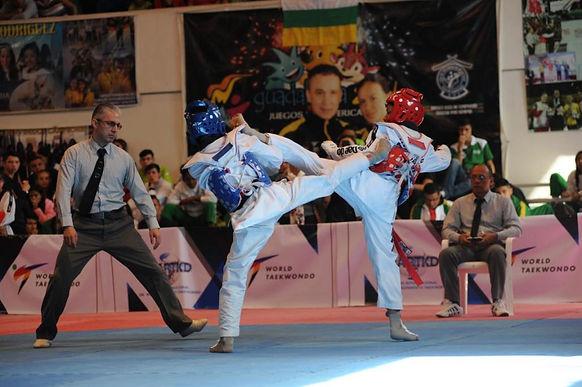 Copa mundial de Taekwondo será en Sogamoso