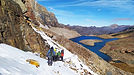 Parques Nacionales celebra las nevadas en El Cocuy e invita a disfrutarlas con responsabilidad