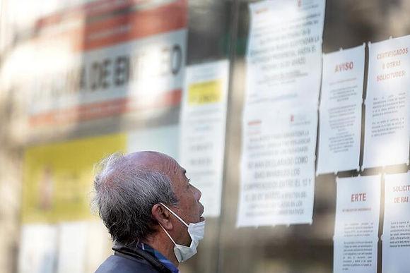 El Tablero no solo mide las cifras del COVID sino también del desempleo