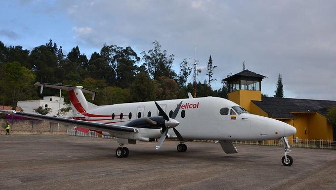 15 vuelos desde Boyacá en tres días