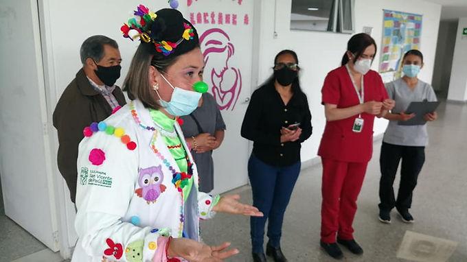 El Hospital de Paipa se acercó a los usuarios