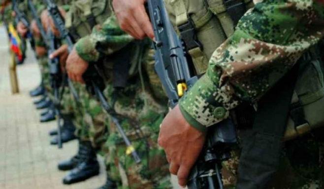 Ingreso solidario para policías auxiliares y soldados