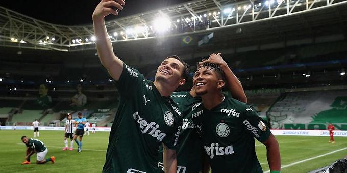 Palmeiras o Santos se llevará más de 22 millones de dólares