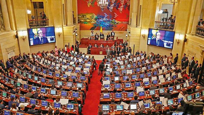El Comité de Paro radicó cuatro Proyectos de Ley en el Congreso