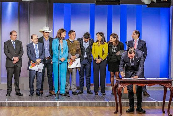 Ahora si van a empezar las inversiones del Pacto Bicentenario
