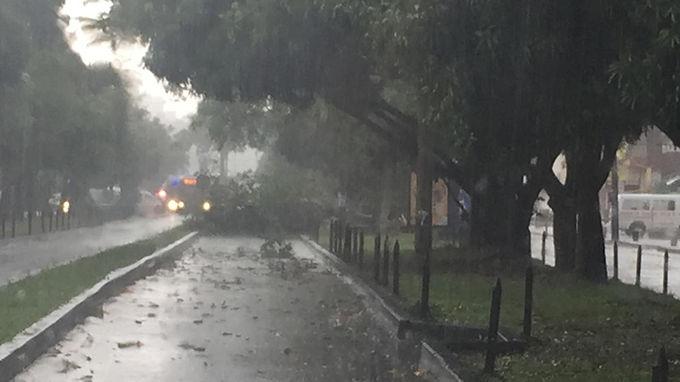 Las lluvias no cesan en Coper y el riesgo aumenta