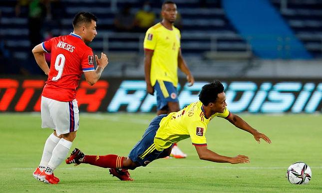 Colombia volvió a ganar en las eliminatorias