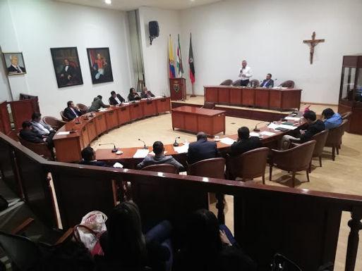 Concejales de Duitama deberán rendir cuentas