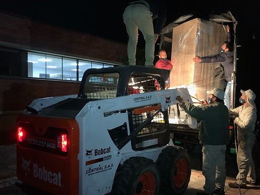 Agrosavia entregó en comodato tres ultracongeladores, uno de ellos para Boyacá